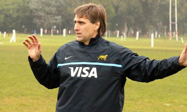 Daniel Villen dará una clínica de rugby femenino en Río Grande
