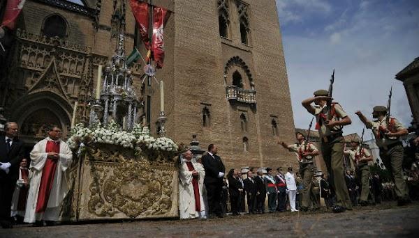 ¿Por qué es festivo el Corpus en Sevilla?