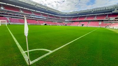 Clássico nordestino pelo Brasileiro Sub-17 na Arena de Pernambuco