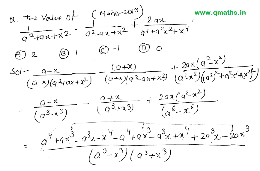 Advance Maths Hand Written Notes (Topic Wise) for SSC CGL
