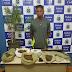 Operação em Santo Sé apreende mais de 1,5 kg de maconha