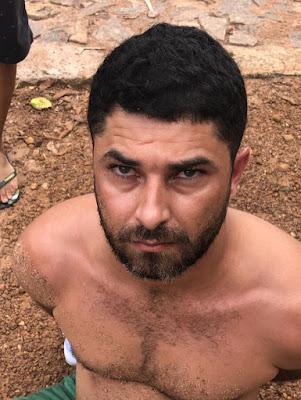 Preso em Tocantins homem que matou secretário municipal de Itabaiana