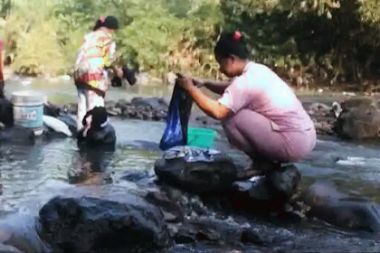 Tiga Bulan Kemarau, Desa Cibeber Cianjur Krisis Air Bersih