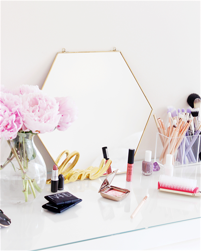 dressing table pintrest