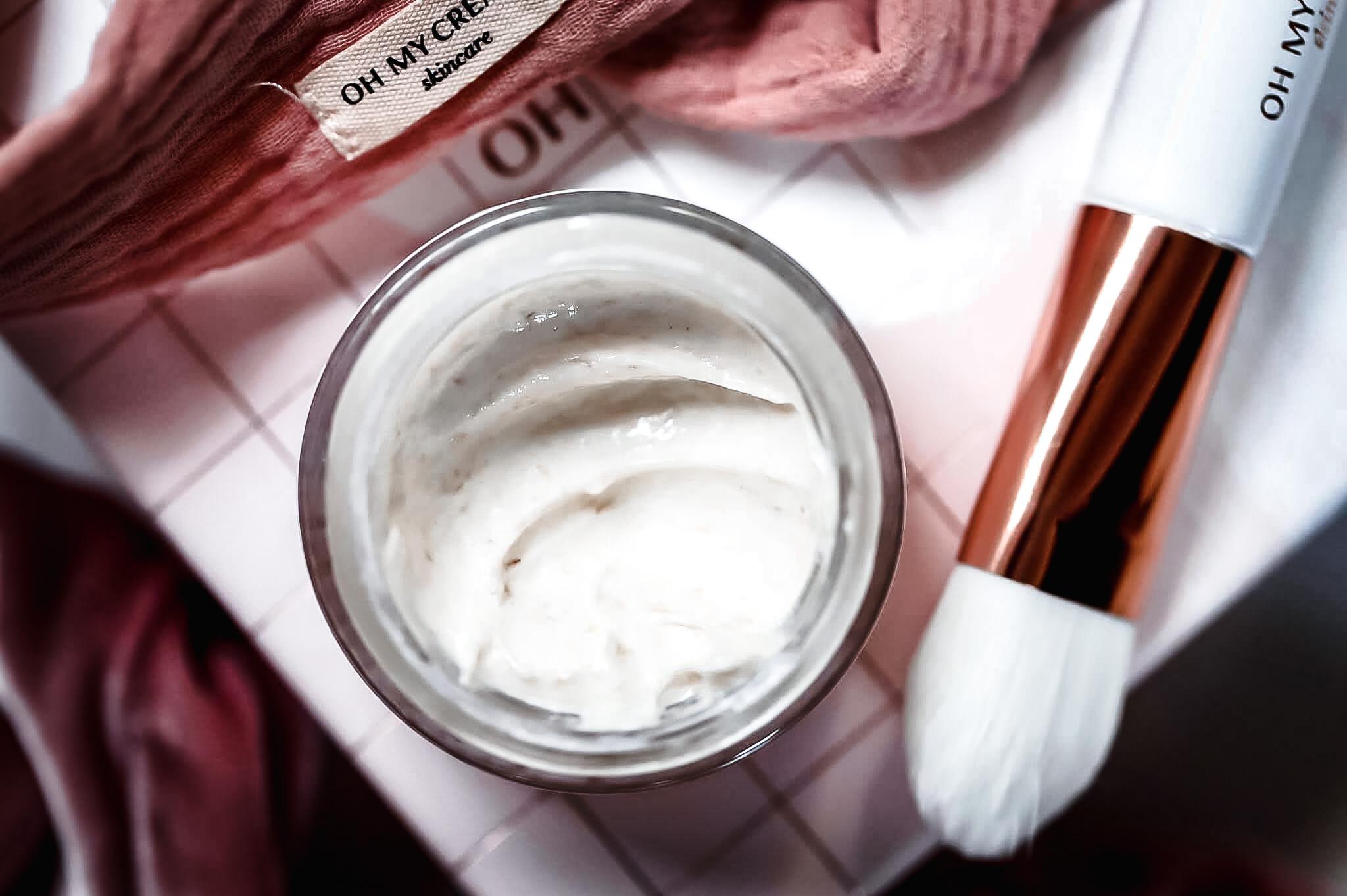 Oh My Cream Masque SOS