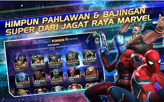 MARVEL Contest of Champions MOD APK v19.1.0 Terbaru 2018