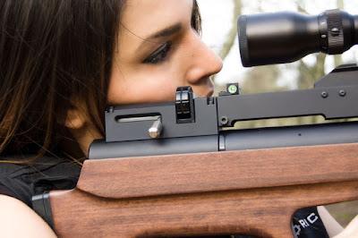 akurasi senapan angin pcp