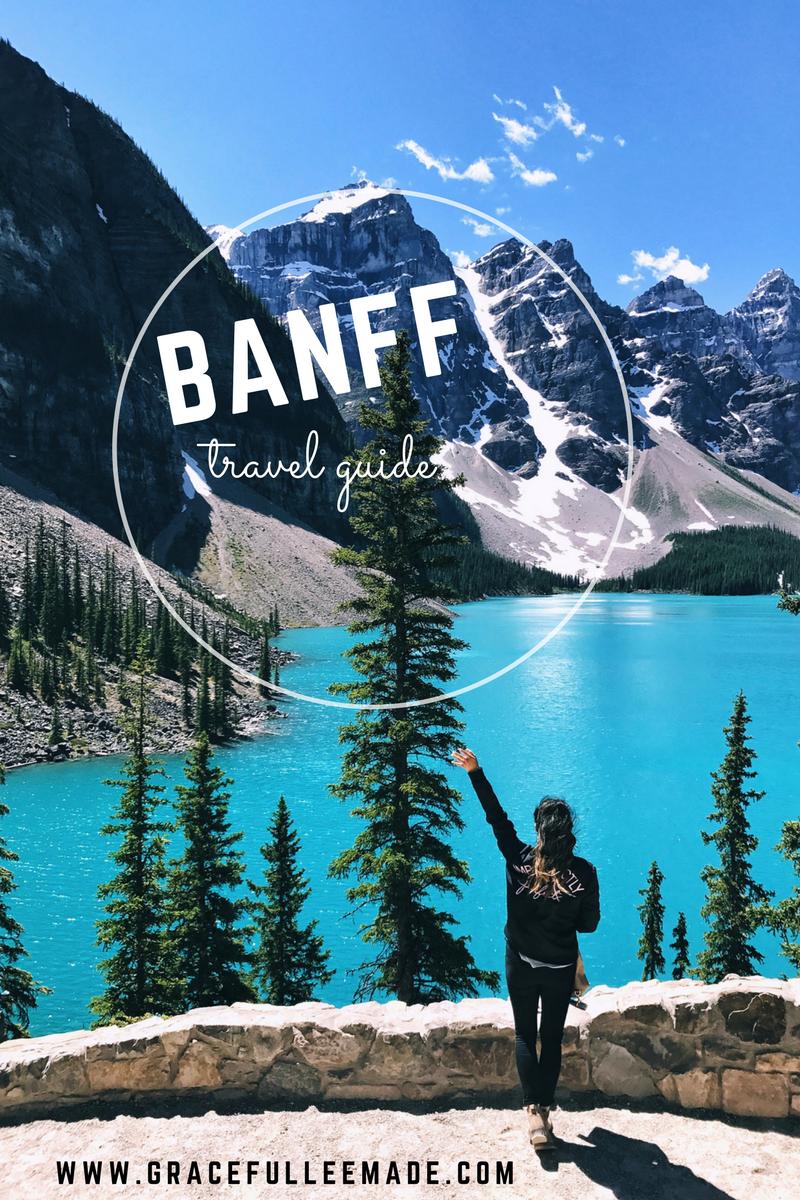 banff alberta travel guide gracefullee made. Black Bedroom Furniture Sets. Home Design Ideas