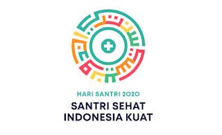 Logo Dan Tema Hari Santri 2020