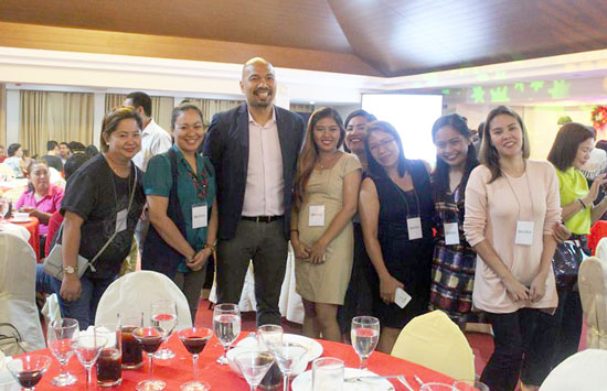 Davao Digital Influencers, Inc. with Lancris Residences AVP, Jigger Cunanan