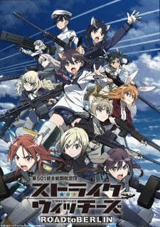 Strike Witches: Road to Berlin Opening/Ending Mp3 [Complete]