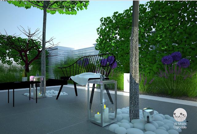 projektowanie nowoczesnych ogrodów warszawa