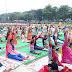 पनकी में हुआ त्रिदिवसीय योग शिविर का आयोजन