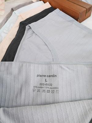 Pierre cardin panty size