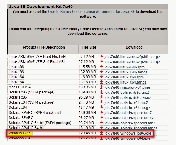 Selenium-By-Arun: 7  Install Java JDK and Configure