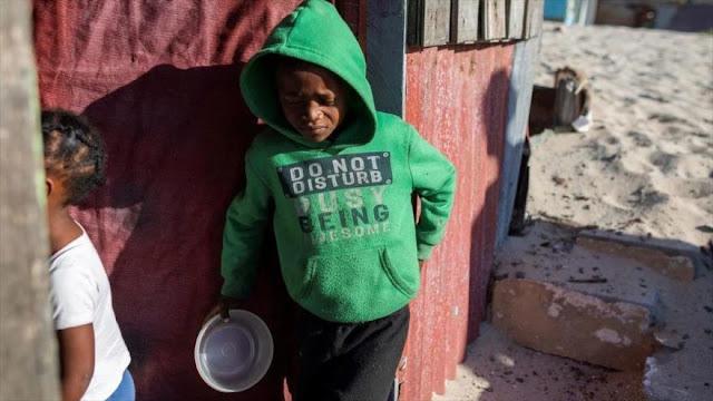"""ONU: Parón económico mundial podría causar """"pandemia de hambre"""""""