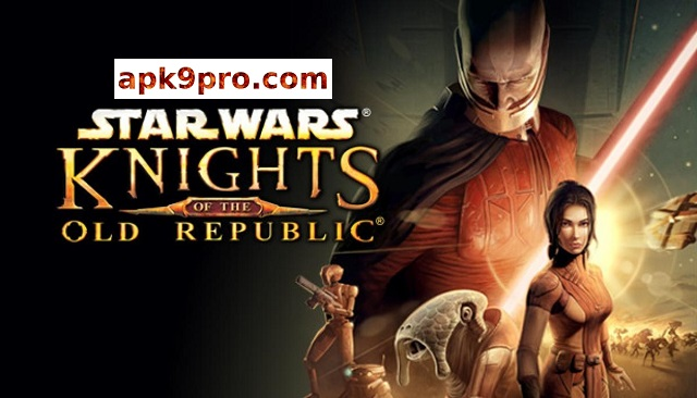 Knights of the Old Republic 1.0.7 b48 Apk + Mod + Data File size 2.42 GB for Android
