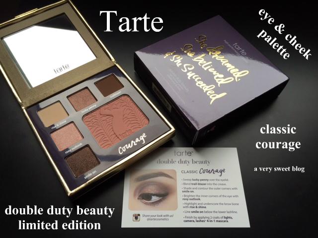 Shape Your Money Maker Eye & Cheek Palette by Tarte #22