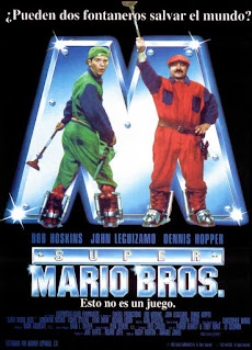 mario bros movie