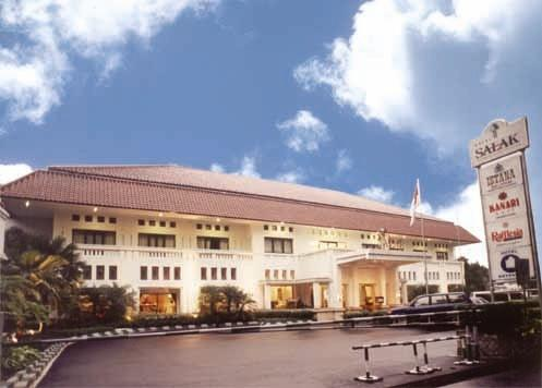 Sejarah Hotel Salak the heritage