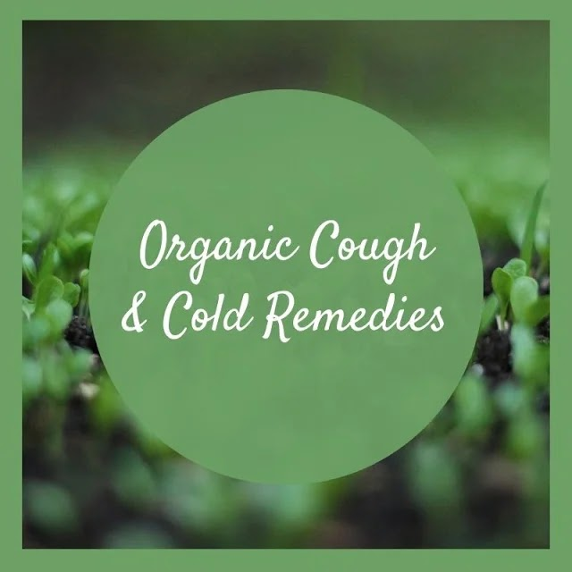 Organic cough and cold remedies for kids