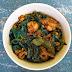 Chicken With Mustard Greens | Lai Xaakor logot Kukurar mankho