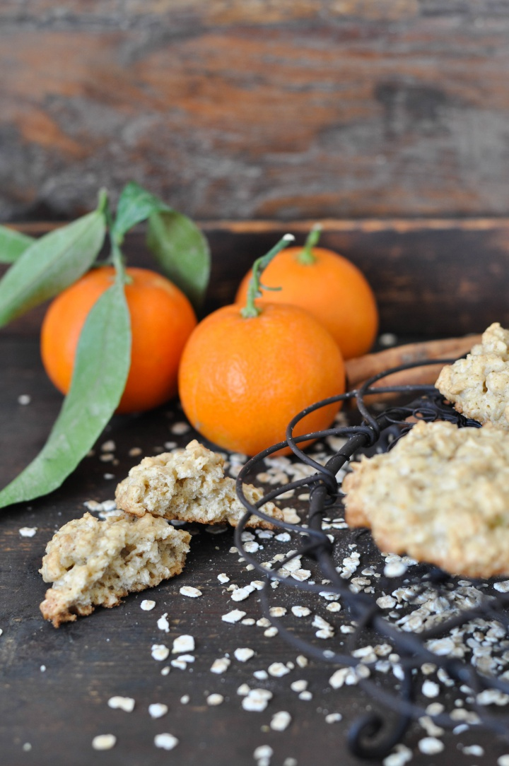 gluten free Clemetine-Oat-Cookies