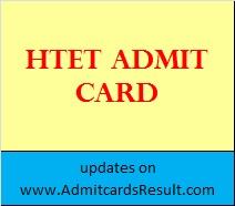 Haryana Teacher Eligibility Test admit card
