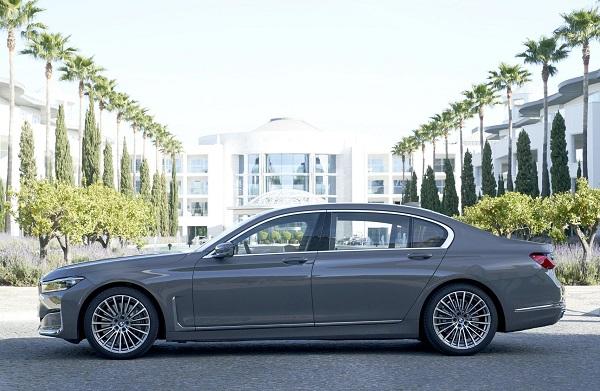 BMW 750 Li xDrive Limousine
