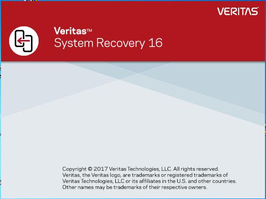 Symantec Veritas System Recovery