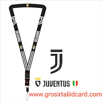 Tali id card Juventus