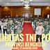 PANGDAM II/SRIWIJAYA TATAP MUKA DENGAN PERSONEL TNI-POLRI DI WILAYAH BENGKULU