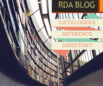 Catalogers Reference Directory