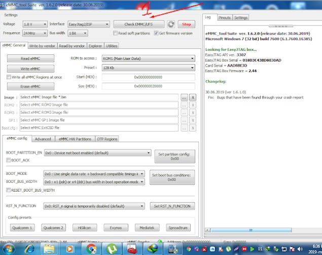 samsung gt i 9060 emmc dump file