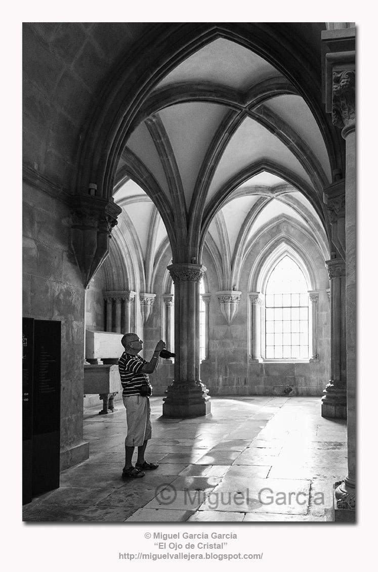 Monasterio de Alcobaça - Portugal.