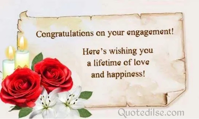 engagement wishes for niece