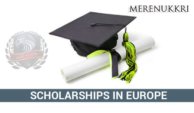 16000 Europe Scholarships 2021 | Fully Funded (Bs, Ms & PhD)