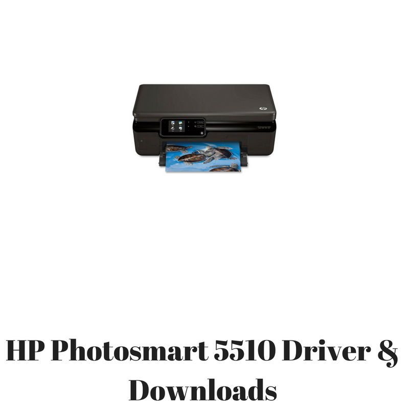 hp officejet 5510 all in one printer manual