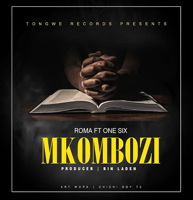Mkombozi Cover By Roma