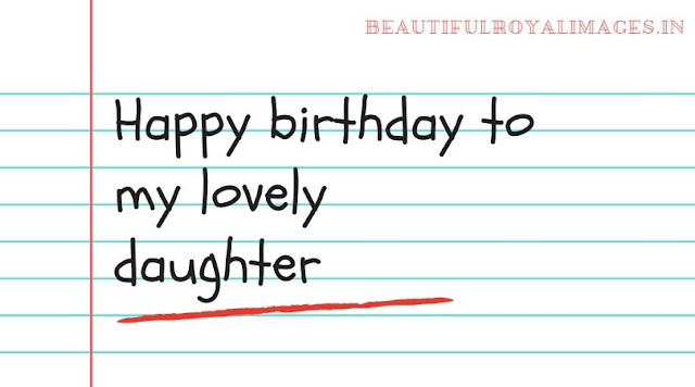 Happy birthday to my lovely daughter