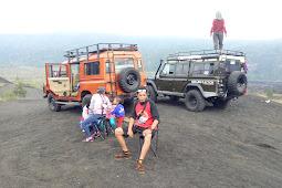 Wisata Batur Kintamani Volcano Jeep Yang Keren