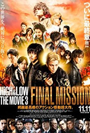 Download Film High & Low The Movie 3: Final Mission (2017) Subtitle Indonesia
