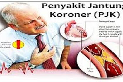 Tips Mencegah Penyakit Jantung Koroner