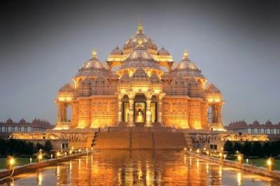 दिल्ली का दिल-अक्षरधाम