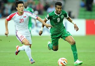 اهداف مباراة السعودية وكوريا الشمالية 4-0 اليوم 8/1/2019  Saudi Arabia vs North Korea live