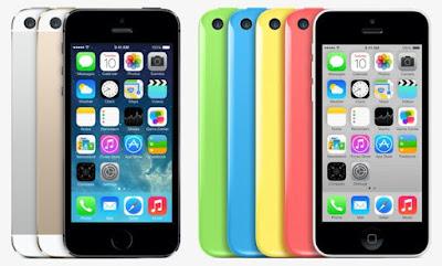 Prepaid iPhone 5c