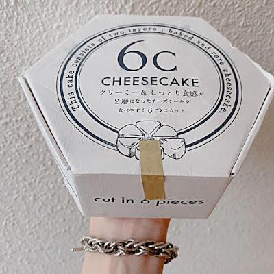 6Cチーズケーキ