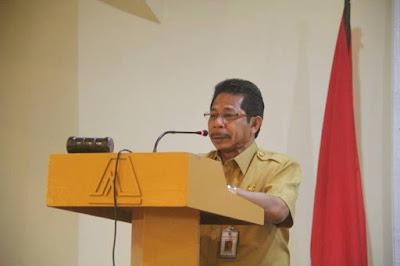 Pelaksana tugas (Plt) Gubernur Maluku, Zeth Sahuburua belum menerima surat izin dari polisi untuk memeriksa anggota DPRD Maluku Tengah, Jimmy Sitanala yang menabrak Fredy Pattirajawane sehingga tewas di desa Passo, kecamatan Baguala, Kota Ambon pada 25 Maret 2018.