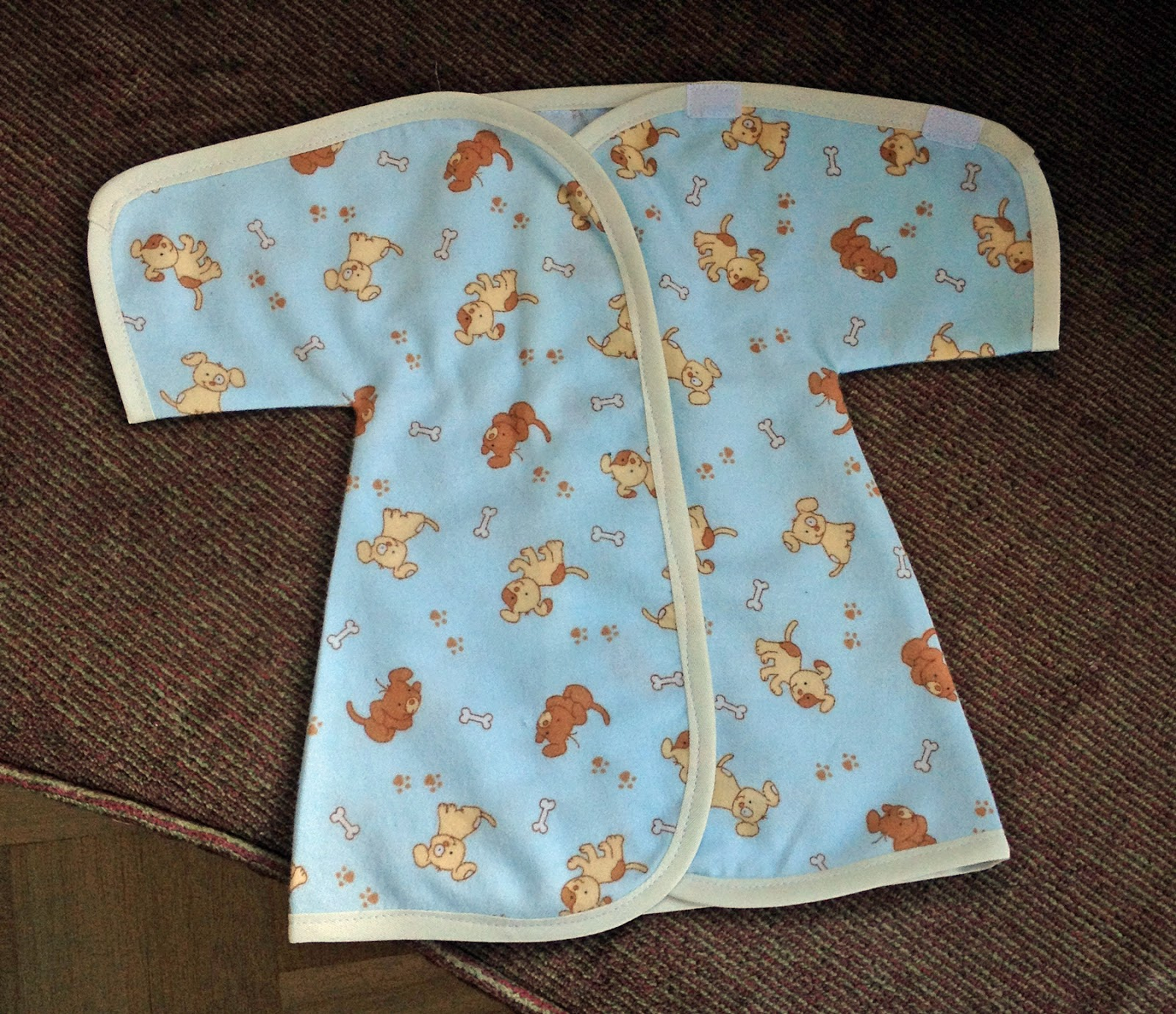 New Grandma Wants to Sew More New Baby Clothes