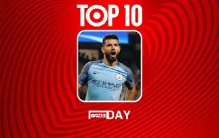 Top 10 Goals of the Week - 8/1/2018